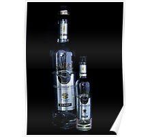 Beluga Vodka Still-life Poster