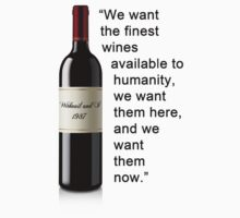 Withnail & I - Finest Wines by Graham Lawrence