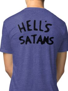 Hell's Satans Tri-blend T-Shirt