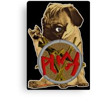 slayerpug Canvas Print