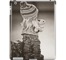 Eve and tobby iPad Case/Skin