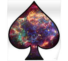 Cosmic Spade Poster