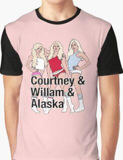 Ad Girls 3 Graphic T-Shirt