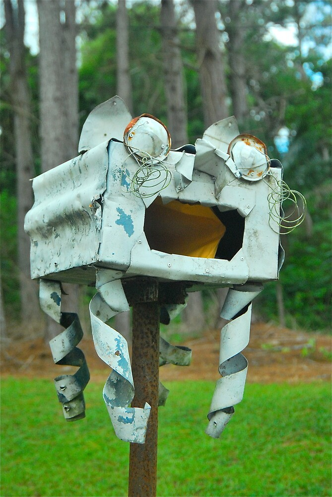 Metal Monster by Penny Smith