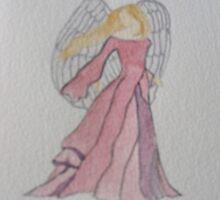 angel in pink by paulamarie64