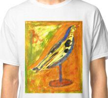 L'oiseau de toute les couleur Classic T-Shirt