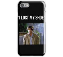 I lost my shoe iPhone Case/Skin