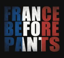 France Before Pants by tothebarricades