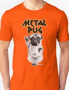 metal pug Unisex T-Shirt