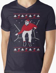 Christmas Hotline Bling Mens V-Neck T-Shirt