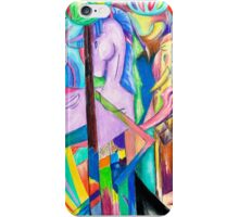 Franz Marc is a Brony iPhone Case/Skin