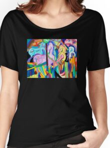 Franz Marc is a Brony Women's Relaxed Fit T-Shirt