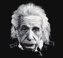 Albert Einstein E=mc² Illustration T-Shirt