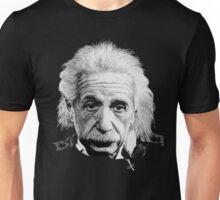 Albert Einstein E=mc² Illustration Unisex T-Shirt