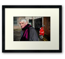 Irish Jack Framed Print
