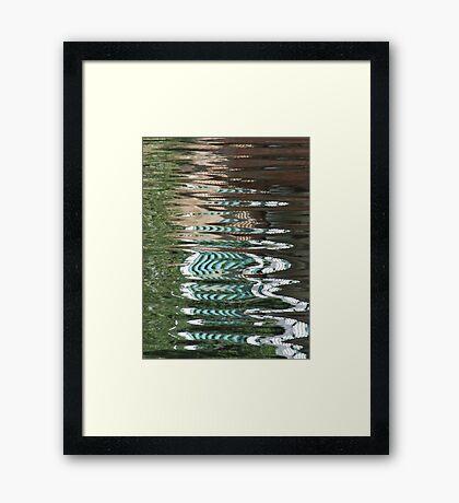 River Serpent - I Framed Print