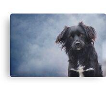 The Watchdog Canvas Print