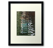 River Serpent - III Framed Print