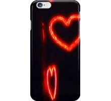 Hearts in the Night..I-phone case iPhone Case/Skin