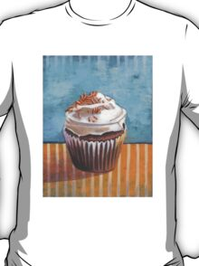 Summertime Yellow Cupcake T-Shirt