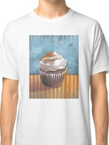 Summertime Yellow Cupcake Classic T-Shirt