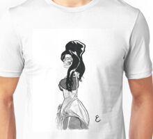 Ghost of Amy Winehouse Unisex T-Shirt