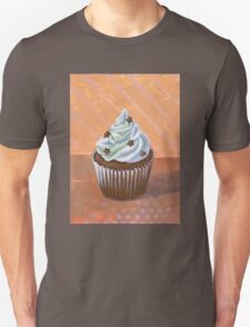 Chocolate Stars Cupcake T-Shirt