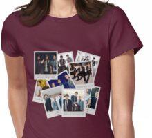 Artist vs. Poet Womens Fitted T-Shirt