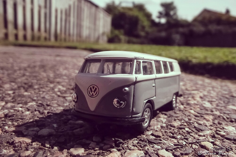 Super Mini VW Van by Stevie B