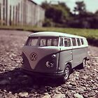 Super Mini VW Van by Stevie B