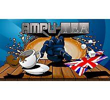 Ampu-tea Box Art Photographic Print