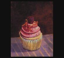 Purple Raspberry Cupcake Kids Clothes