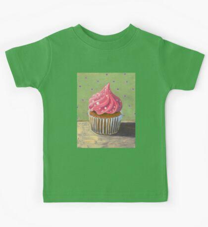 Russian Pink Cupcake Kids Tee