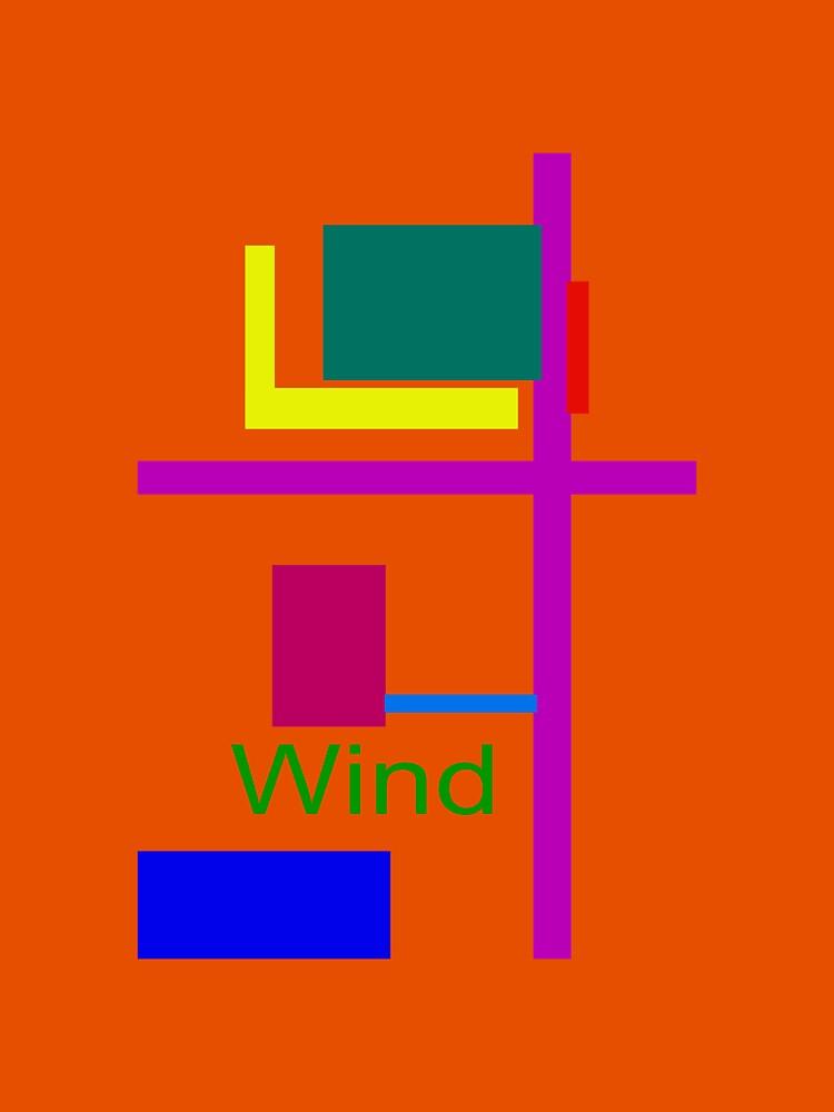 Wind by masabo