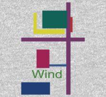 Wind One Piece - Short Sleeve