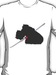Cloud Stabbed - FFVII: TSOC T-Shirt
