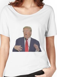 Donald Trump Retarded Women's Relaxed Fit T-Shirt