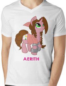 My Little Pony - Aerith Mens V-Neck T-Shirt