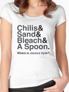 Utopia Jetset Women's Fitted Scoop T-Shirt