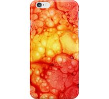 Lava flow iPhone Case/Skin