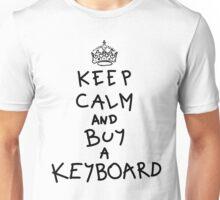 Keep Calm and Buy a Keyboard T-Shirt