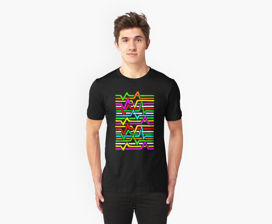 Justice DANCE Wave shirt by Tombe-Stone