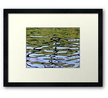Ripples - I Framed Print