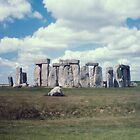 Stonehenge by Stevie B