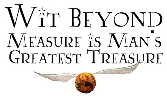 Wit Beyond Measure by Leenpants