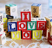 Love Cubes by Luke Lansdale