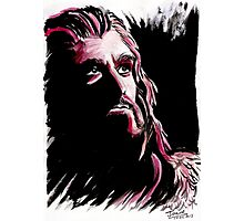 Thorin Oakenshield, amazing King Photographic Print
