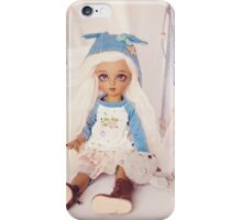 Keera and teddy iPhone Case/Skin