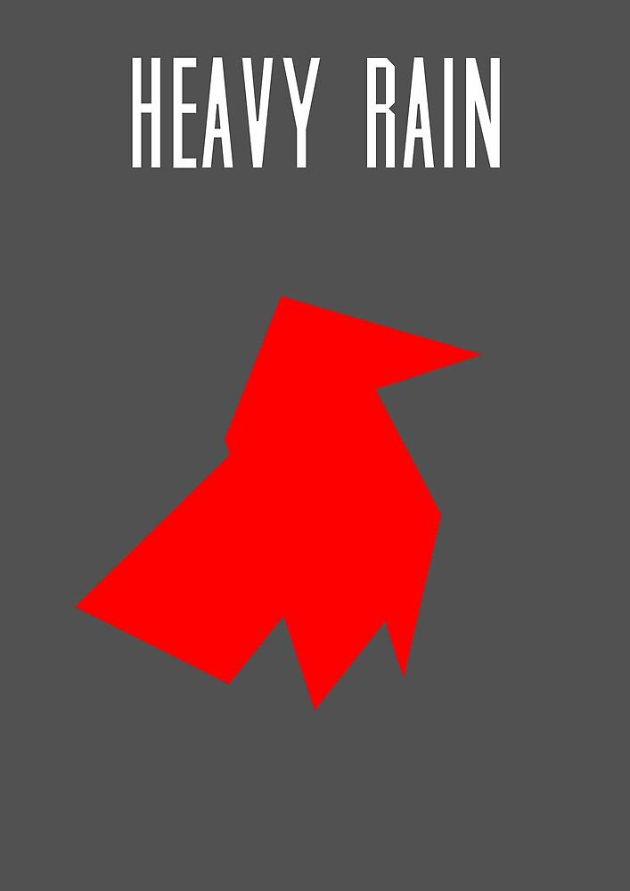 Heavy Rain by Tom Brown