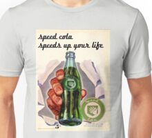 speed-cola Unisex T-Shirt
